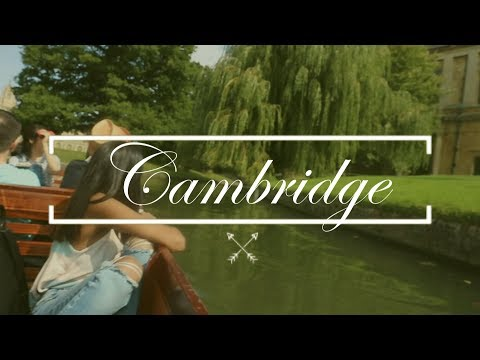 Cambridge Day Trip! | M and L travels