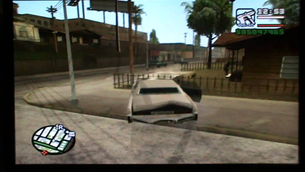 Gta San Andreas The  Strip Club Locations