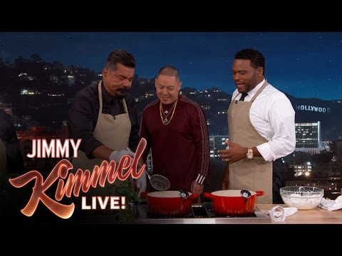 Download Youtube: Anthony Anderson and George Lopez Cook with Chef Eddie Huang