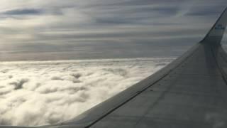 Полёт из Лиссабона в Амстердам