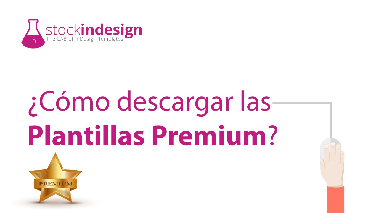 Cómo descargar las Plantillas Premium? - YouTube