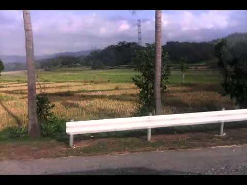 Traveling to San Fernando