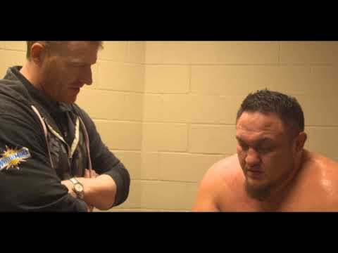 Samoa Joe Injury Confirmed