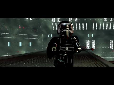Lego Star Wars The Force Awakens Chapter 9 Destroy Starkiller Base