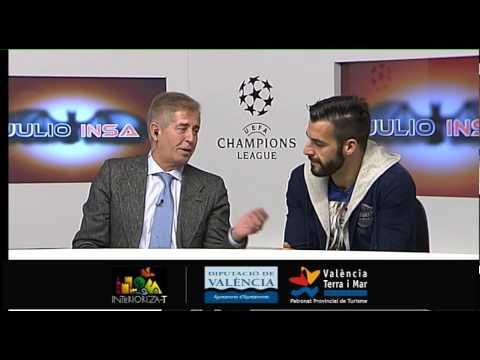 Entrevista a Álvaro Negredo en DJI