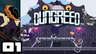 Let's Play Dungreed - PC Gameplay Part 1 - The Dungeon Goes Omnomnom