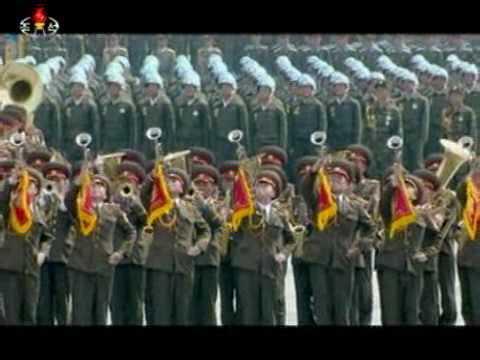 North Korean Military Parade - FULL