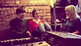 Yoke aka Cate Le Bon and Meilyr Jones, Race Horses, for BBC Radio One (official video)