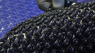 Solární plachta na bazén - modročerná - 400 mikronů
