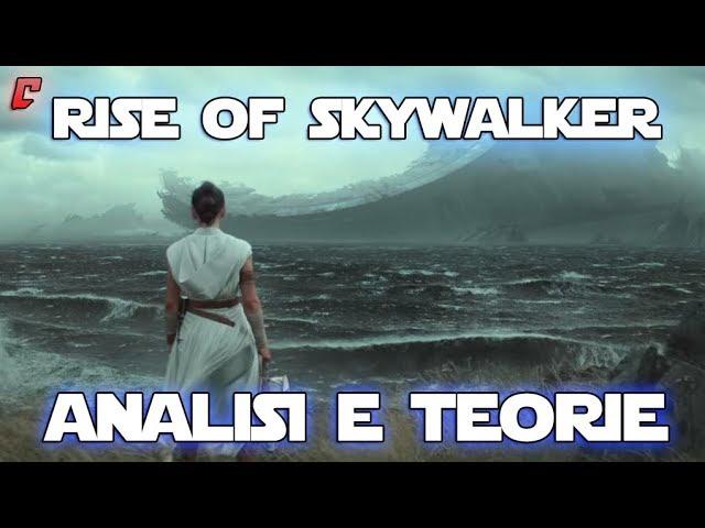 "Star Wars IX ""Rise of Skywalker"" Analisi - Ma Palpatine non era morto?"