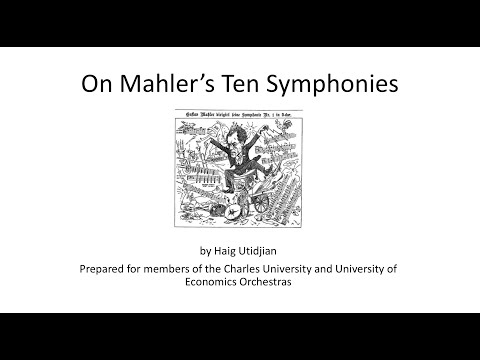 On Mahler's Ten