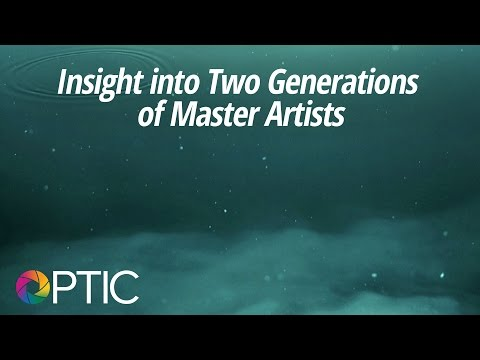 Insight into Two Generations of Master Artists with John Paul and Paul Caponigro