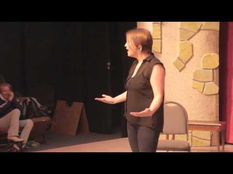 "16  ""Stand Up Tamara!"" By Tamara Lynn Chambers"