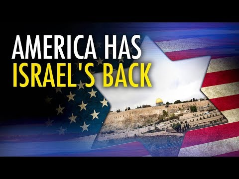 "U.S embassy in Jerusalem shows America ""means business"""