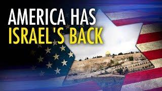 U.S embassy in Jerusalem shows America