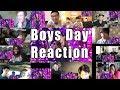 "Boys Day(NU'EST, BTOB, VIXX, A-JAX) - Something ""Reaction Mashup"""