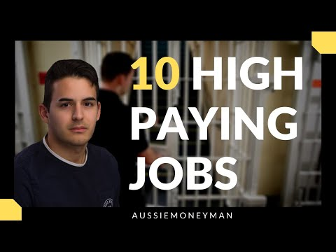10 Highest Paying Casual Jobs - Australia