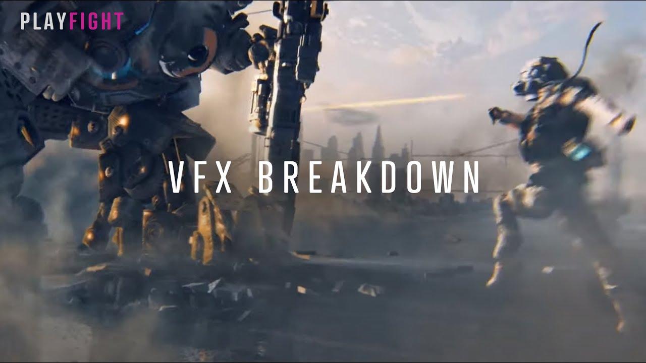Download Titanfall: Free The Frontier  | Part 2 - VFX Breakdown