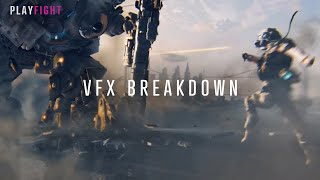 Titanfall: Free The Frontier  | Part 2 - VFX Breakdown