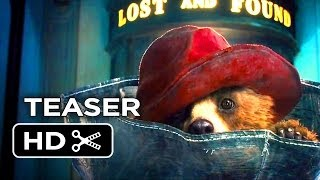 Paddington Official Teaser #1 (2014) - Nicole Kidman, Colin Firth Movie HD