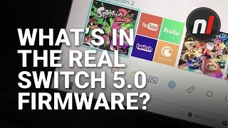 Nintendo Switch Firmware Version 5.0 - What Could It ACTUALLY Have?