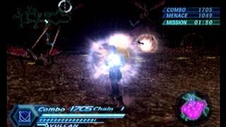 Crimson Sea 2 PS2 #40 The Combo