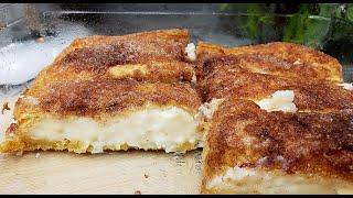 SOPAPILLA CHEESECAKE | Crescent Roll Dessert Recipe | Bake With Me