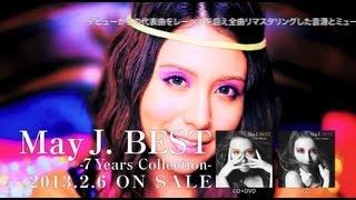 May J. / 【May J. BEST】MUSIC VIDEO ダイジェスト thumbnail