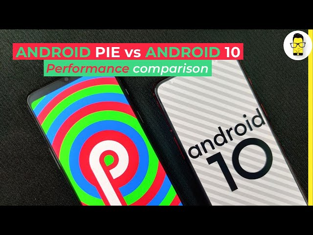 Android Pie vs Android 10 performance test on OnePlus 7 | PUBG Gameplay and Benchmarks