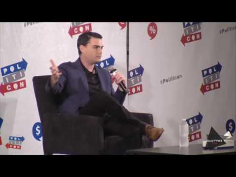 Ben Shapiro Q&A  Politicon 2017