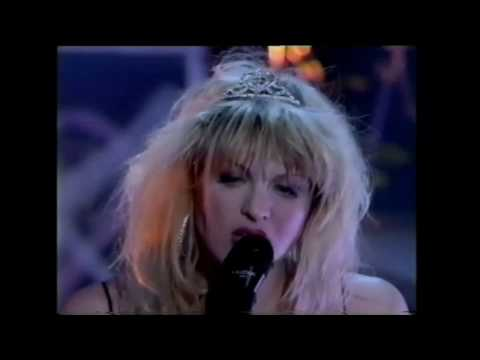 Hole: 'Doll Parts' on Top of the Pops