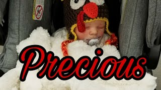 Bringing Home Foster Baby! Shopping With Foster Baby! Haul For Reborn Baby Doll