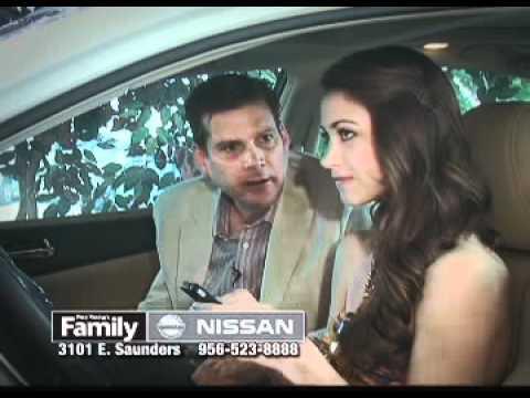 Chelsea Morgensen Family Nissan.mpg - YouTube