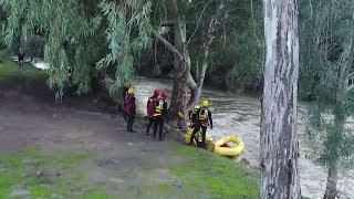 לא ייתנו לכם לטבוע: יחידת החילוץ מתכוננת לשיטפונות
