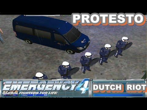 Emergency 4 : Dutch mod / Holanda #5