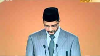 Tilawat Holy Quran, Surah Al-Fath (v. 29-30) with Urdu translation, Jalsa Salana UK 2011