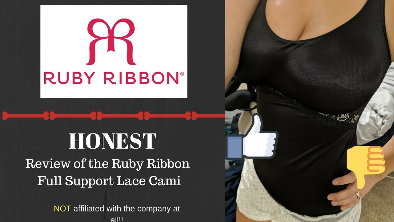 Ruby Ribbon Full Support Cami Review | Is it worth it?