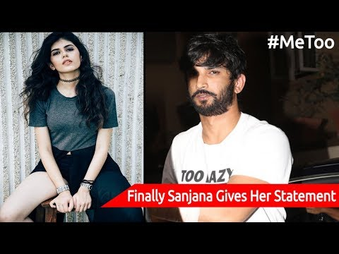 Sanjana Sanghi Ends Silence On Sexual Harassment Claims Against Sushant Singh Rajput Mp3