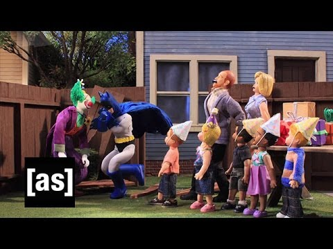 Season 6 on Blu-ray and DVD available now | Robot Chicken | Adult Swim