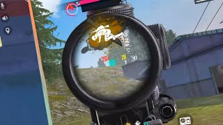 Free Fire Duo vs Squad 2x Scope with OverPower HeadShot - Garena Free Fire