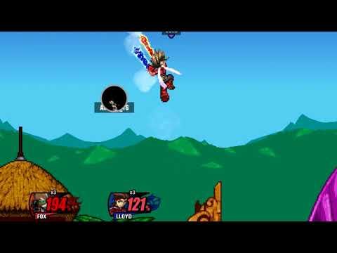 Super Smash Flash 2 Beta Turbo Mode Combo Montage
