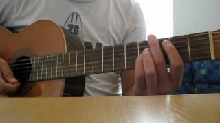 "Guitar lesson ""Teenage Dirtbag"" by Wheatus"