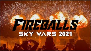 Sky Wars 2021 Fireball Compilation - Fireball Dudes