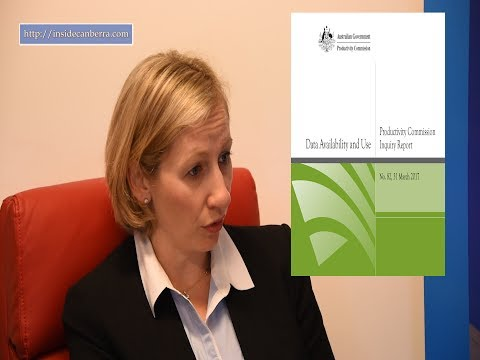 Inside Canberra Interview With  Annabel Griffin,  King & Wood Mallesons - Data Availability And Use