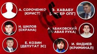 Красноярск + криминал = коррупция