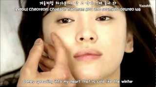 Gummy -  Snow Flower (눈꽃)_MV That Winter,The Wind Blows OST [ENGSUB + Rom + Hangul]
