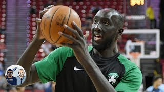 Tacko Fall has a chance to make an impact for the Celtics – Nick Friedell | Jalen & Jacoby