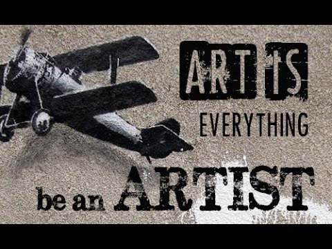 How To Be A Visual Artist! (HD) - Creative Kids