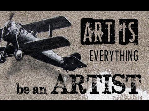 How To Be A Visual Artist! (HD) - Creative Kids