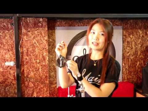 ทดสอบกลองชุด Mair Drums โดยครูจูน......